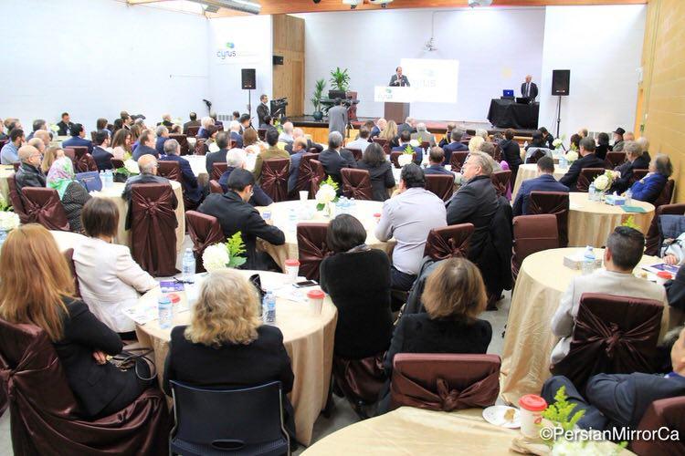 Cyrus Foundation Second Anniversary Gathering